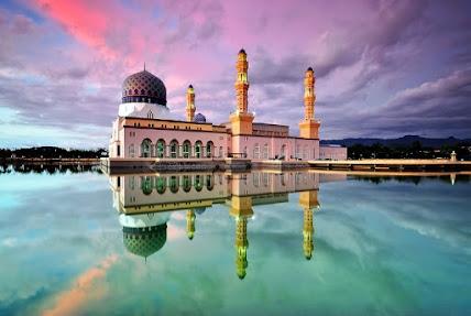 马来西亚的美景 The%2BMosque
