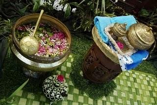 Bunga Melati Untuk Acara Siraman