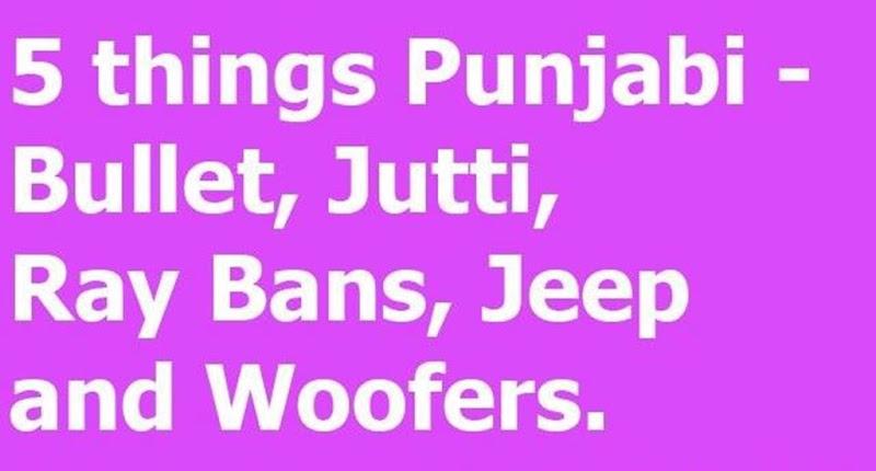 Punjabi tips funny showing nature of Punjabis