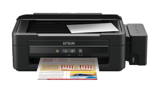 Download Epson L350 printers driver and install guide