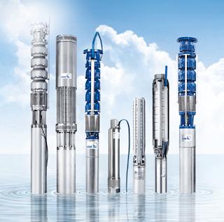 Mengenal pompa submersible (pompa celup) dan cara kerjanya