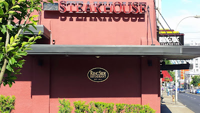Ringside Steakhouse 70th Anniversary