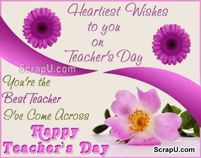 Happy Teachers Day Comments