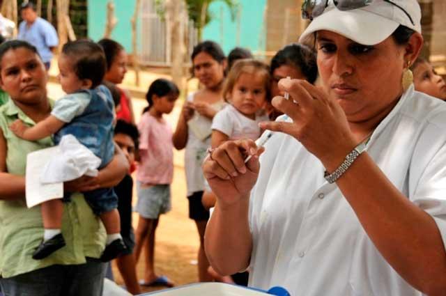 Đợt tiêm chủng vắc xin influvac