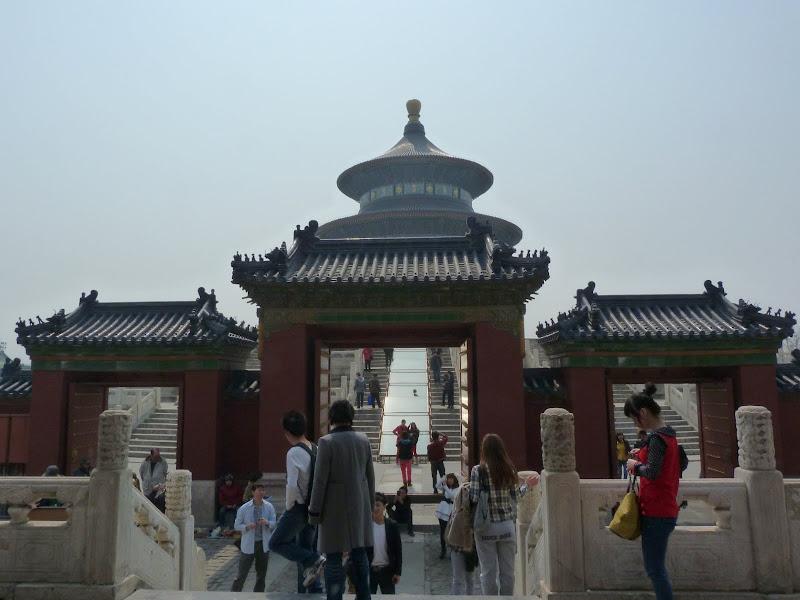 PEKIN Temple Tian tan et une soirée dans les Hutongs - P1260848.JPG