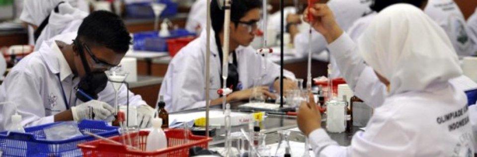 Olimpiade Kimia Nasional IKAHIMKI.
