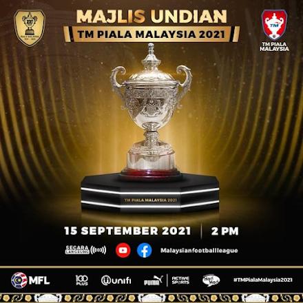 Senarai Penuh Pasukan TM Piala Malaysia 2021.