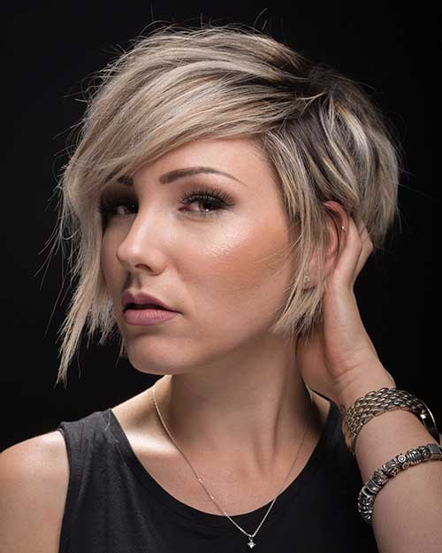 Really Famous Short Layered Haircuts 2018 For Women Styles Art