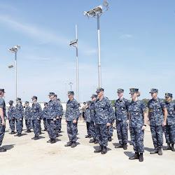 USS Dallas Tour