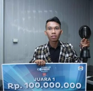 siapakah juara stand up comedy academy indosiar? cemen