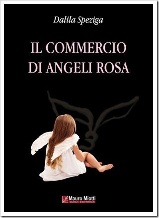 Il commercio degli angeli rosa cover