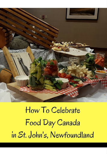 How To Celebrate Food Day Canada in St John's, Newfoundland