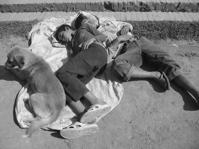 aide aux Enfants des rues du Népal