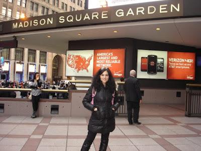 Madison Square Garden Nea yorkh