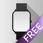 My WatchFace [Free] for Amazfit Bip (Ru/En/Es) icon