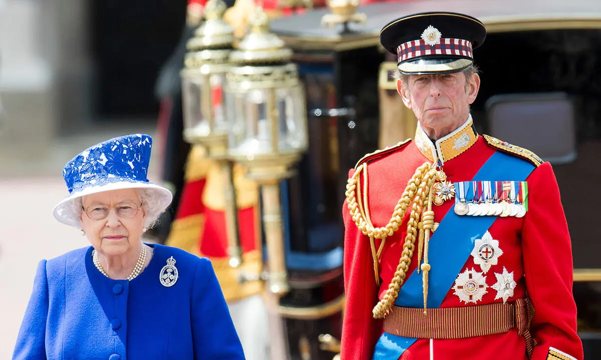 Who is the Duke of Kent and why will he Join the Queen at Her Birthday Parade?
