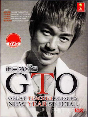 Phim GTO: Đêm Giao Thừa - Gto: New Year's Special (2013)