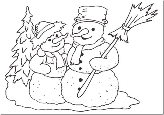 patrones para recortar ventanas navidad  (1)