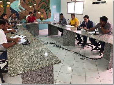 Thiago Menezes sugere melhorias na segurança de Ielmo Marinho - Foto Marcius Valerius (1)
