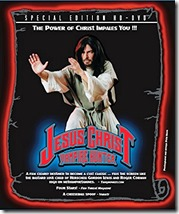 Jesus Christ Vampire Hunter DVD