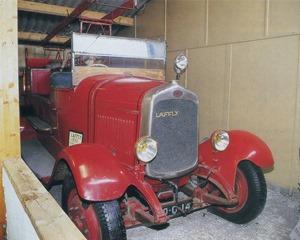 pompiers Laffly 1930
