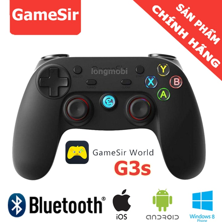 tay game bluetooth gamsir g3s
