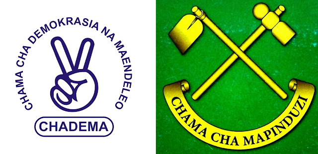 Image result for ccm vs chadema