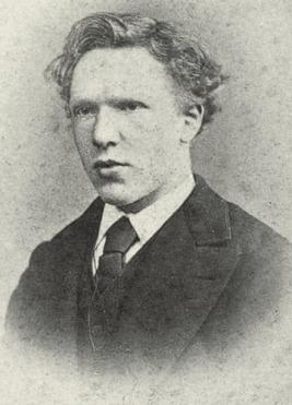 Vincent van Gogh, 1872, Age 19