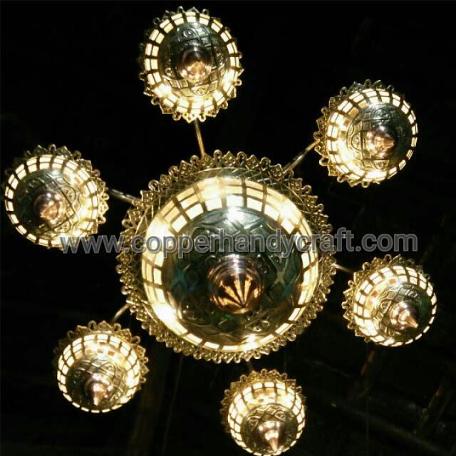 Lampu-Gantung-Tembaga-Kuningan