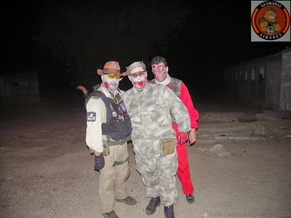 ZOMBIE APOCALIPSIS II. La Granja. 13-09-14 PICT0103