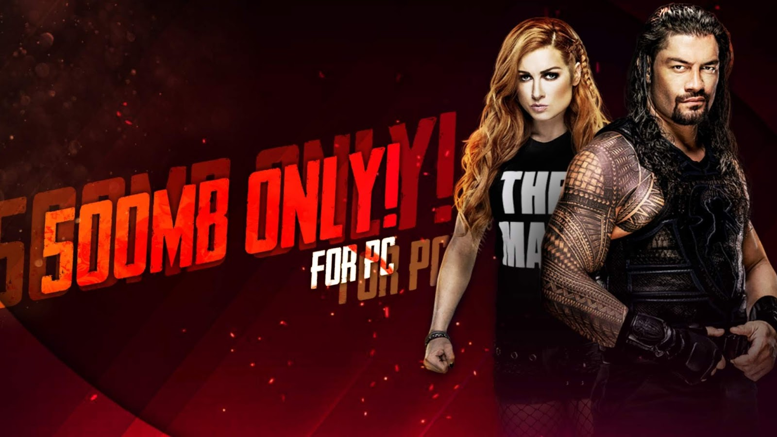 WWE 2K20 Full PC Highly Compressed