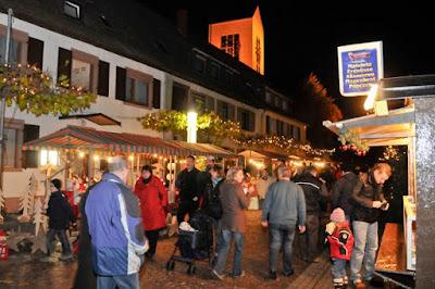Weihnachtsmarkt Neuenburg