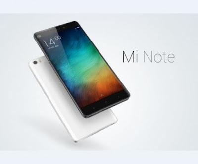 مواصفات و صور  تابلات شاومي Xiaomi mi Note 2 مواصفات هاتف اللوحي مي نوت 2