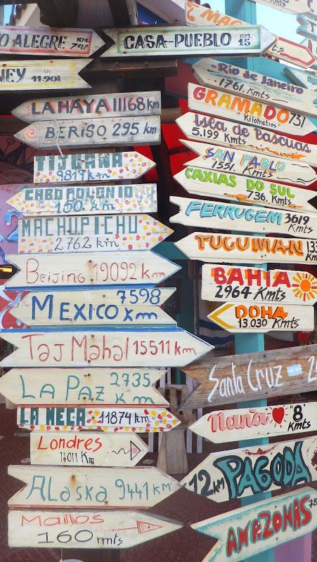 Canoa Quebrada, Av. Gorlero, Punta del Este,  Elisa N, Blog de Viajes, Lifestyle, Travel