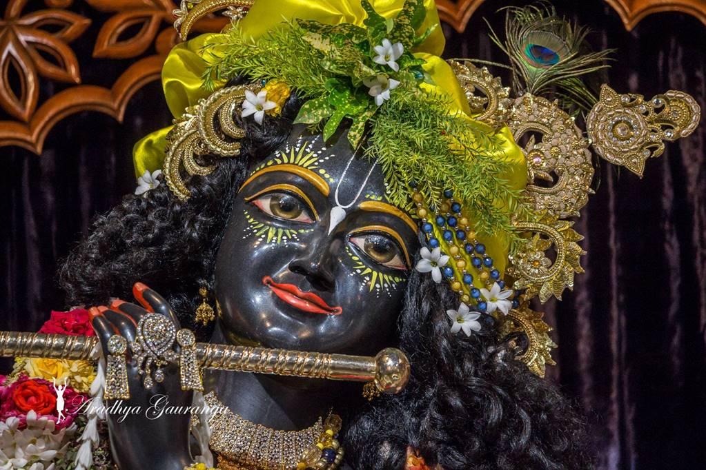 ISKCON Mayapur Deity Darshan 01 Mar 2016 (23)