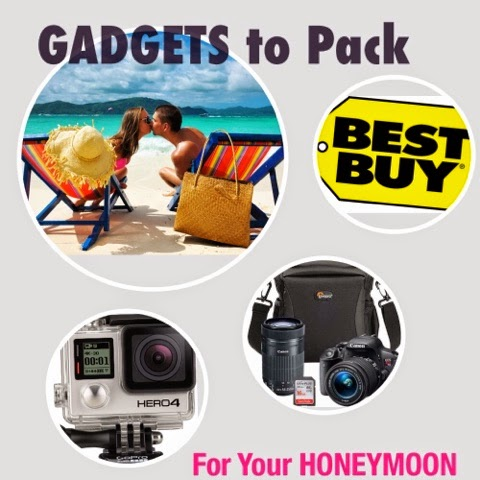 Best Buy Wedding Registry.Gadgets To Pack For Your Honeymoon Bestbuywedding The Dias