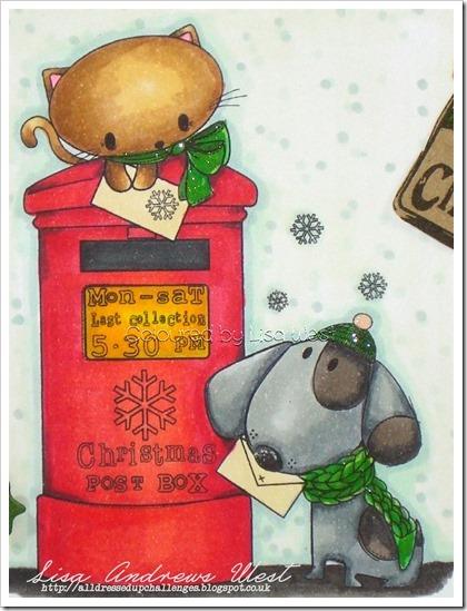 Christmas Postie (3)