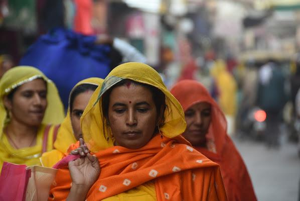 donne di Jodhpur di Lucionap