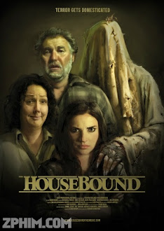Ẩn Thân - Housebound (2014) Poster