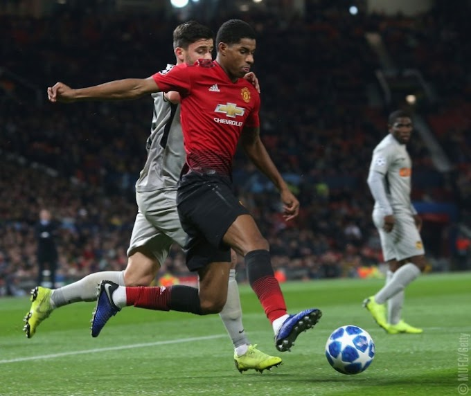 Fans Throw Mud At Marcos Rashford For Missing 'Several' Goal Scoring Chances