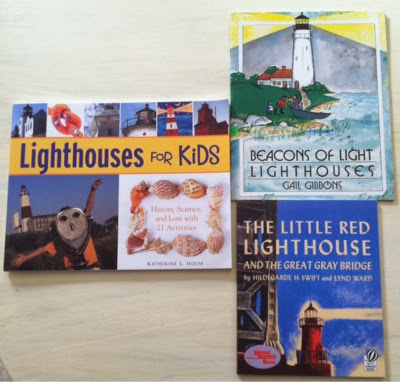 homeschool preschool lighthouse unit how to build a lighthouse