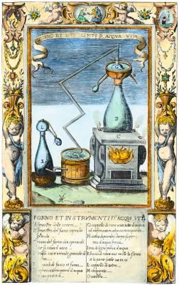 From P M Von Respurs Besondere Versuche Vom Mineral Gleist, Alchemical And Hermetic Emblems 2