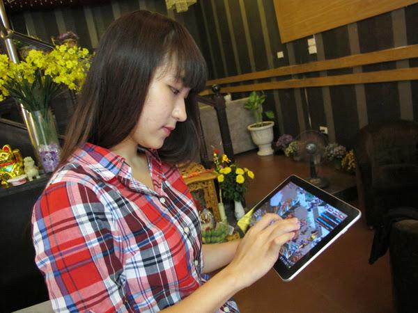 GameLand Mobile tặng 500 giftcode Võ Lâm Mobile 2