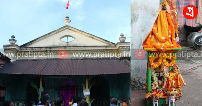 চুঁচুড়া লেবুতলা বাবাজি জগন্নাথ জীউ ঠাকুর বাড়ি - Pralipta