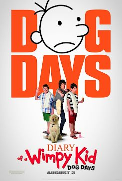 El diario de Greg: Días de perros - Diary of a Wimpy Kid: Dog Days (2012)
