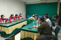 Hiplindo Kota Probolinggo Silaturahmi Dan Galang Kerjasama Dengan Kejaksaan