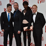 OIC - ENTSIMAGES.COM - Stephen Oremus and Rusty Mowery at the  Kinky Boots - press night in London 15th September 2015  Photo Mobis Photos/OIC 0203 174 1069