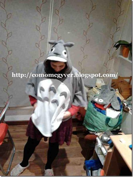 disfraces hechos con poncho (4)