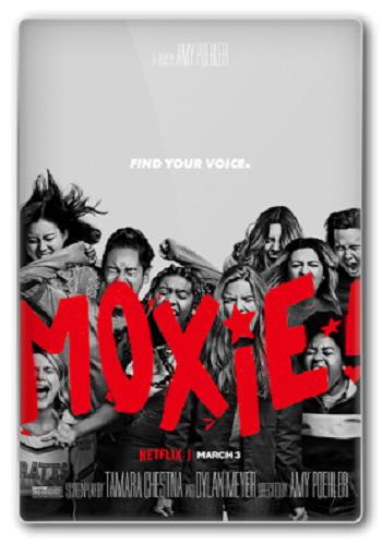 Moxie 2021 Hindi Dual Audio HDRip 480p [300MB] 720p [900MB]