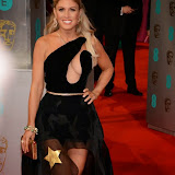 OIC - ENTSIMAGES.COM - Hofit Golan at the EE British Academy Film Awards (BAFTAS) in London 8th February 2015 Photo Mobis Photos/OIC 0203 174 1069
